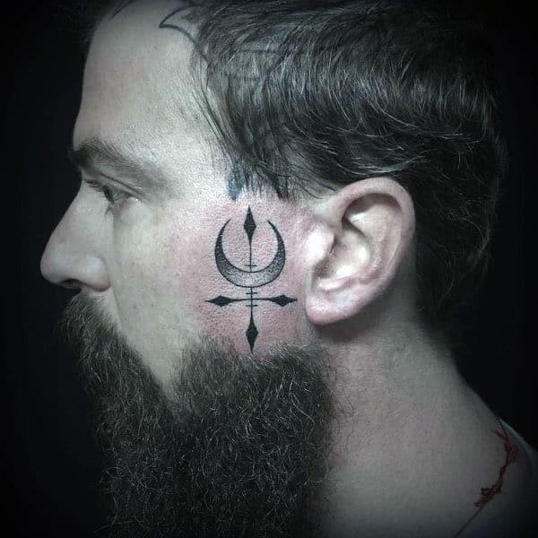 Face tattoos