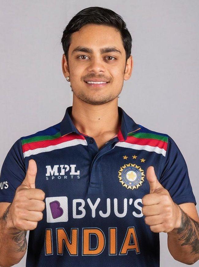 Ishan Kishan-Cricketer-Tattoos