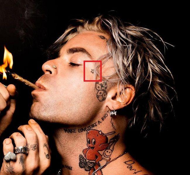 Mod Sun-Star-Tattoo