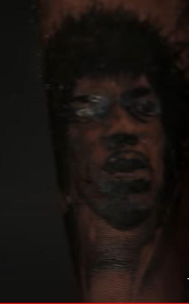 Quan Jimi Hendrix Tattoo