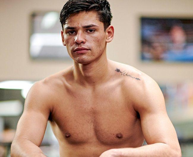 Ryan Garcia-Tattoos