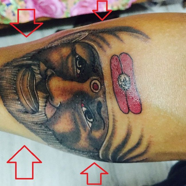 Sai Baba-Tattoo-Ishan Kishna-Tattoo