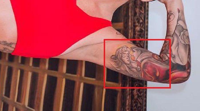 Sleeping Beauty-Jennifer Lynn Farley-JWoww-Tattoo