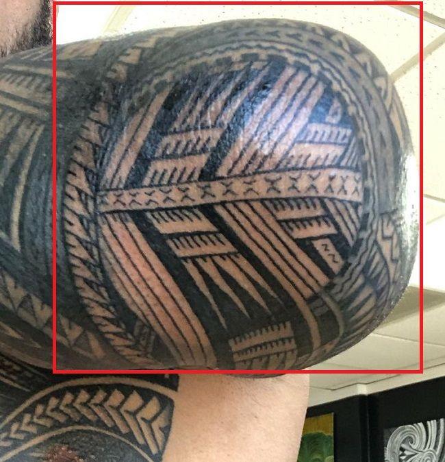 Tribal Art-Tattoo-Jey Uso