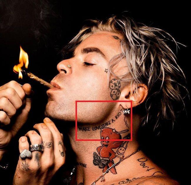 make love start a riot-mod sun-tattoo
