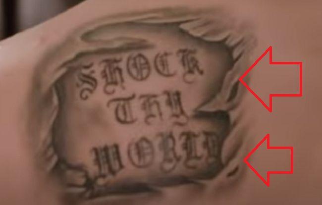shock the world-ryan garcia-tattoo