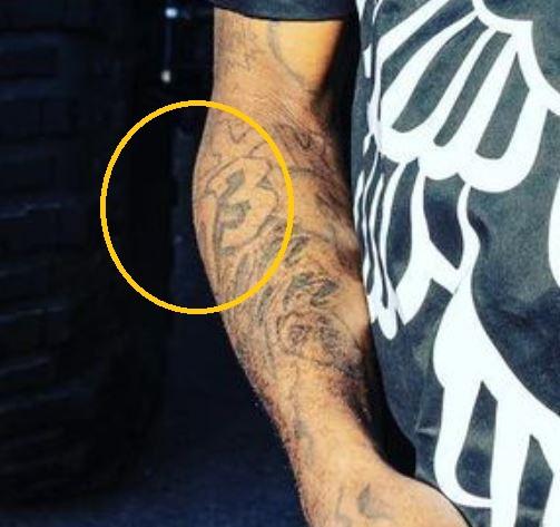 Chief 23 tattoo