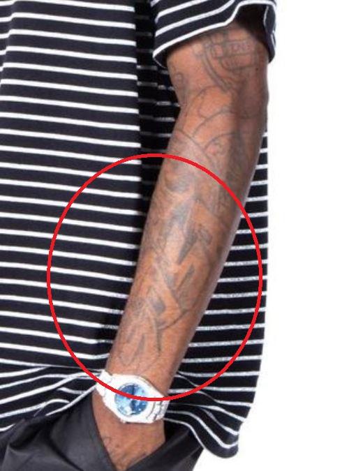 Chief SOSA Tattoo
