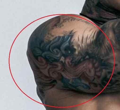 Chris Heria design tattoo