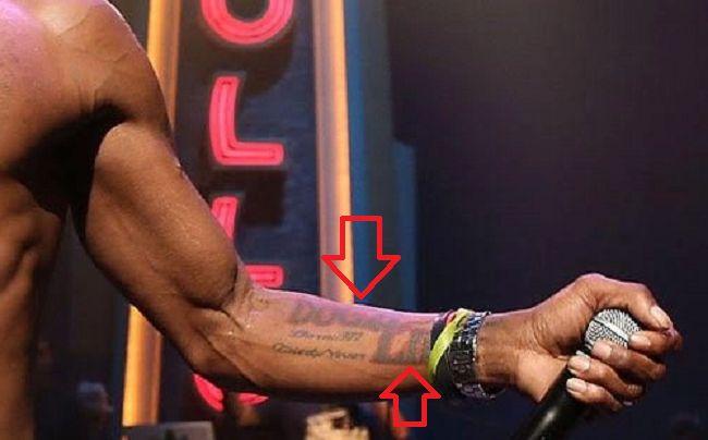 DMX-DOGZ LIFE-tattoo