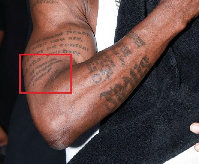 DMX-Tattoo