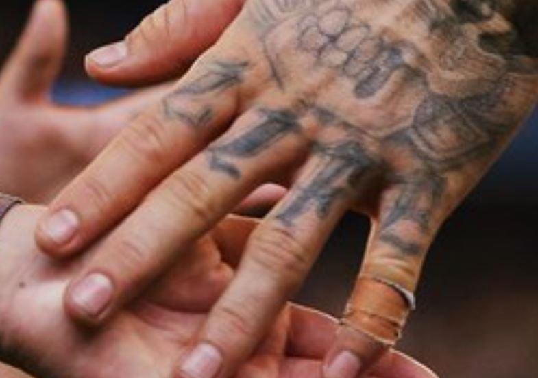 Dustin LIFE Tattoo