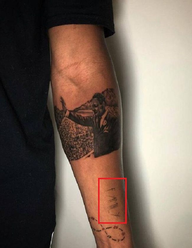 FAMILY-tattoo-Dwyane Wade