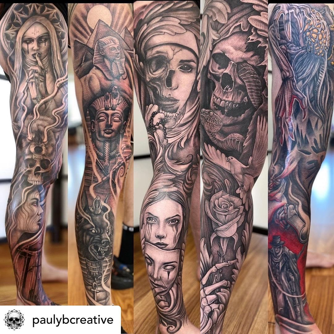 Tattoo Artists in Adelaide