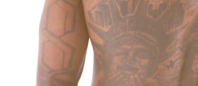 Jarvis 80 tattoo