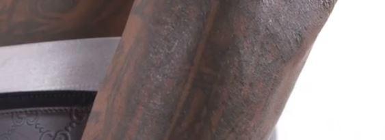 Jarvis church tattoo