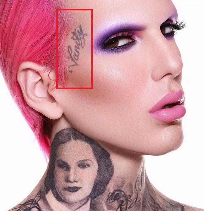 Jeffree Star-Vanity-Tattoo