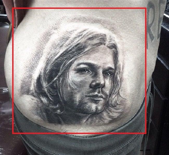 Kurt Cobain-Jeffree Star-Tattoo