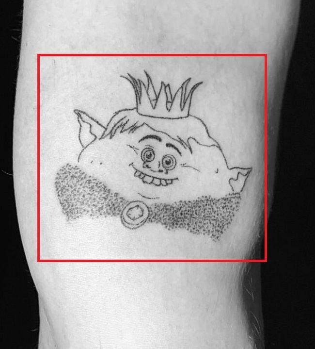 Matthew Koma-KIng Gristle-Tattoo
