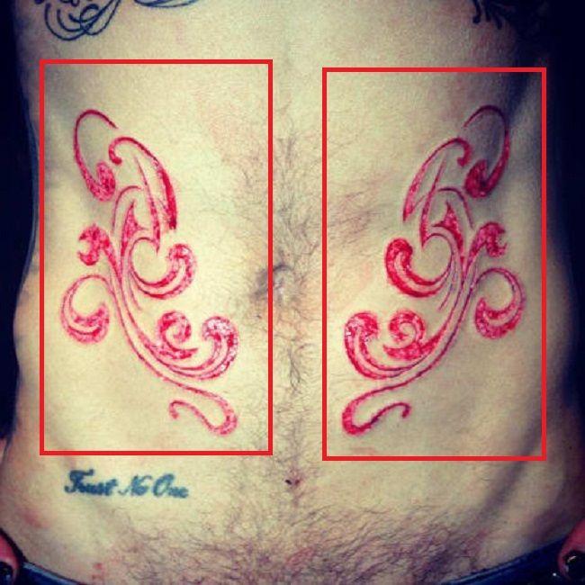 Ornamental Design-Tattoo-Dave Navarro