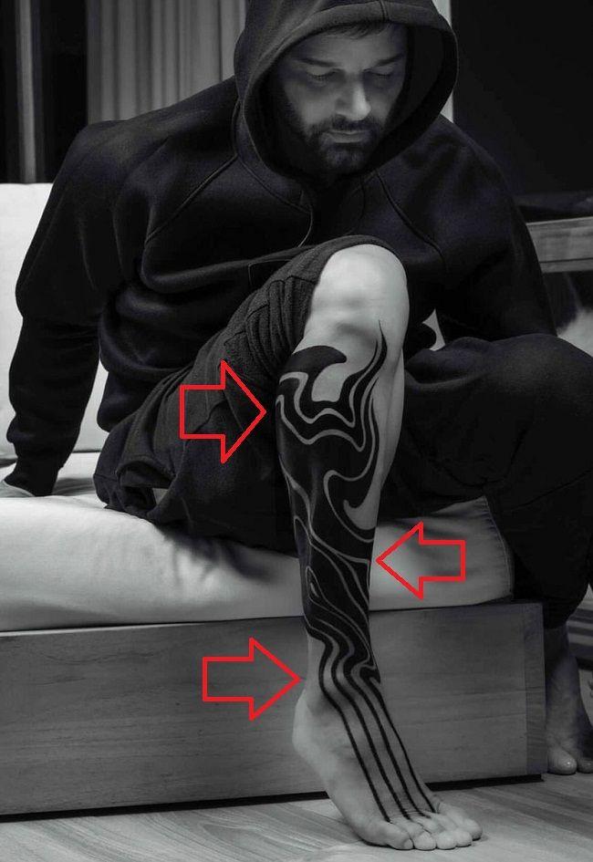 Ricky Martin-Leg-Tattoo-Roxx