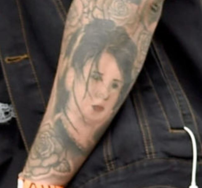 Sosmula portrait tattoo