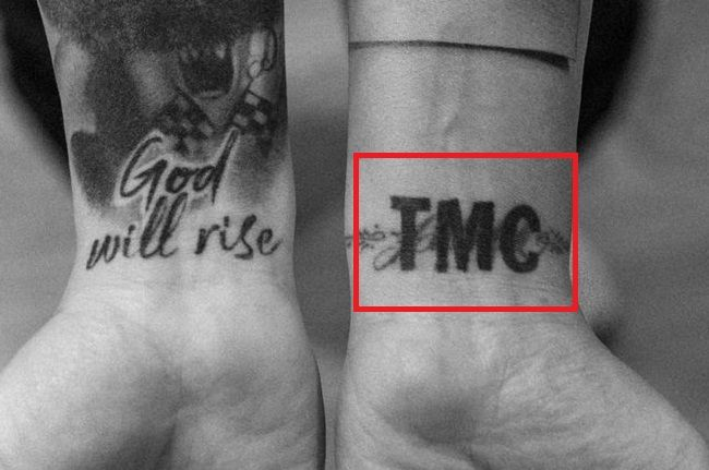 TMC-Lauren London-Tattoo