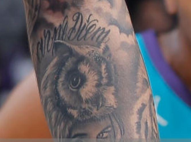 Willy carpe diem tattoo