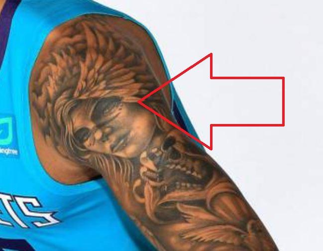 Willy portrait tattoo