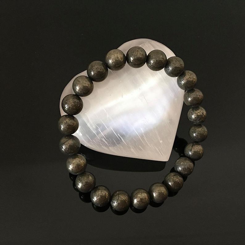 Pyrite Bracelets