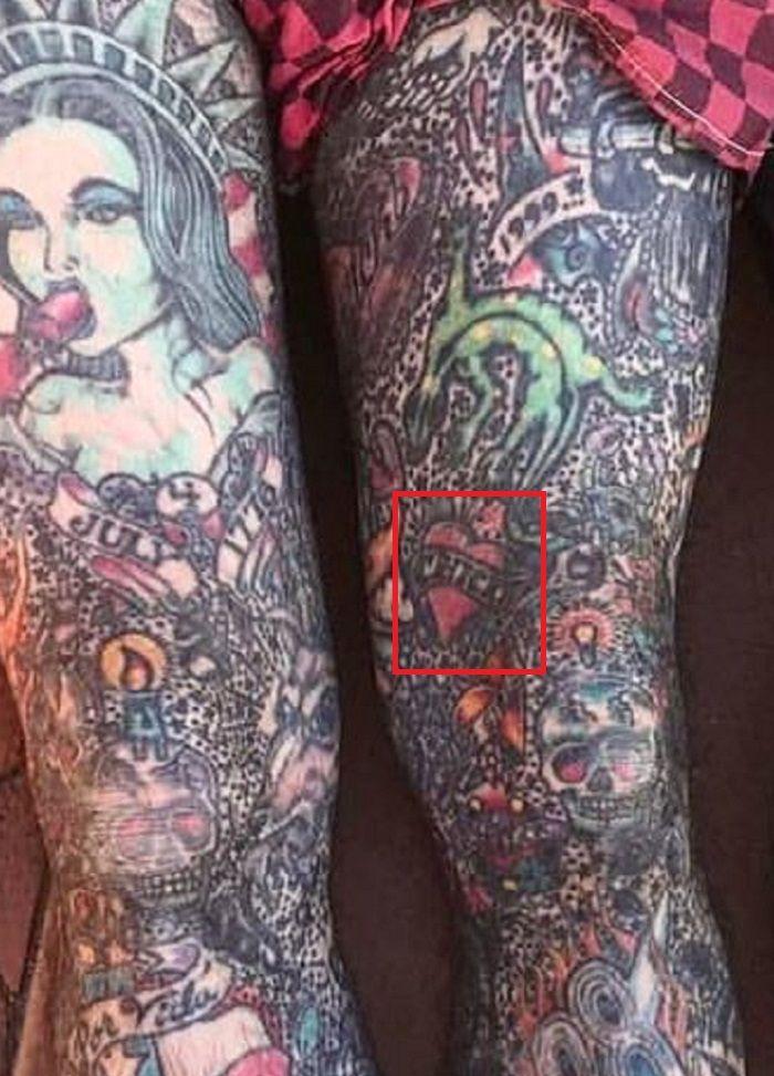 CHICK-tattoo-oliver peck-tattoo