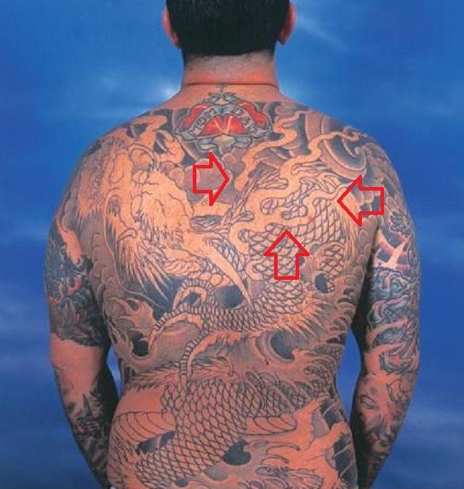 Chris Nunez-Japanese Fire Tattoo