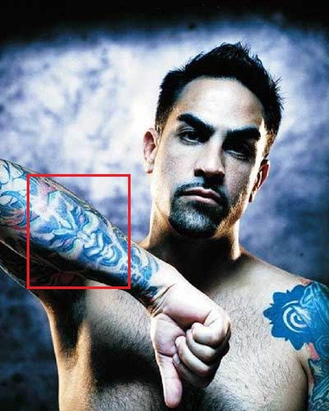 Chris Nunez Tattoo Tat Demon