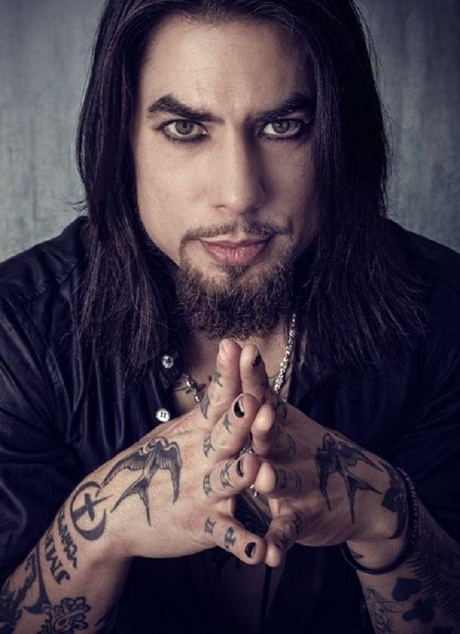 Dave Navarro-Tattoos