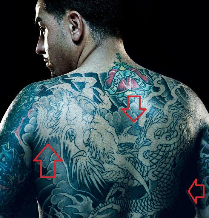 Dragon Tattoo-Chris Nunez