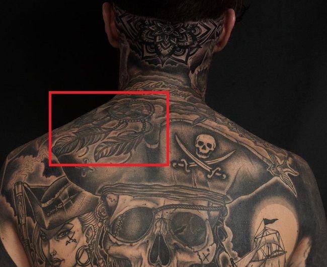 Dream Catcher-Robert Sandberg-Tattoo