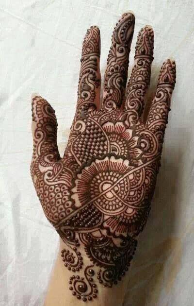 Eid mehandi designs