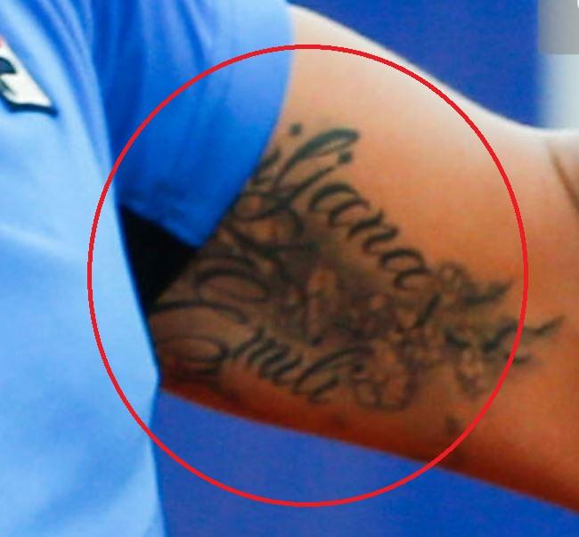 Janko bicep tattoo