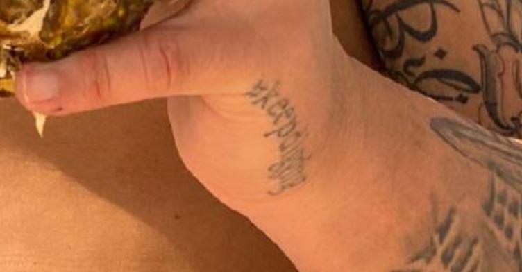 Janko keep digging tattoo