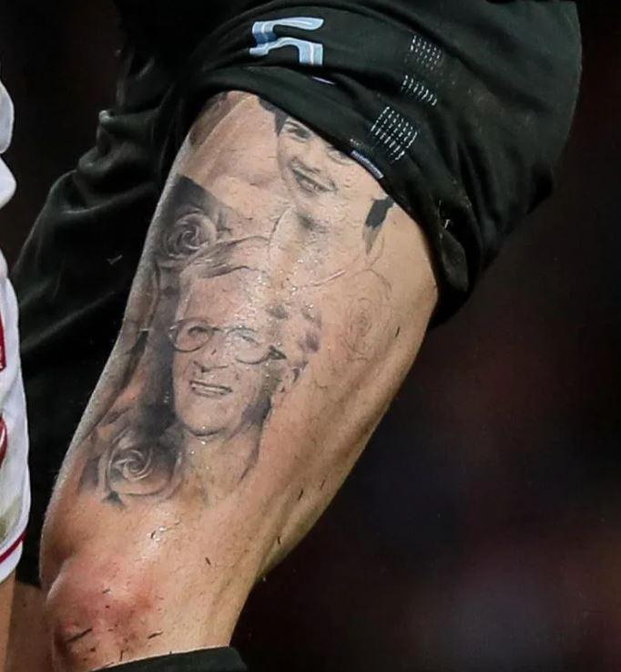 John portraits tatoo