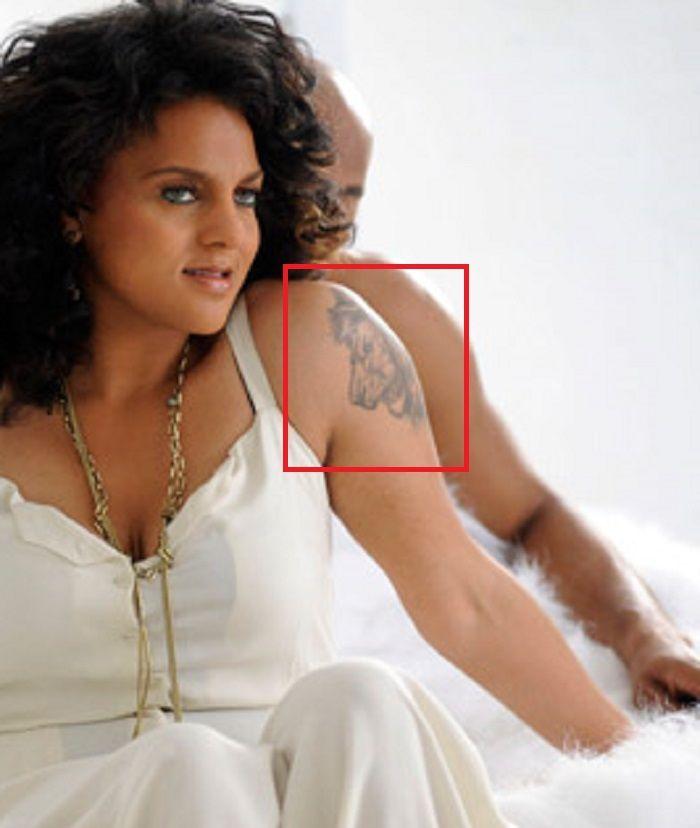 Lion Tattoo-Marsha