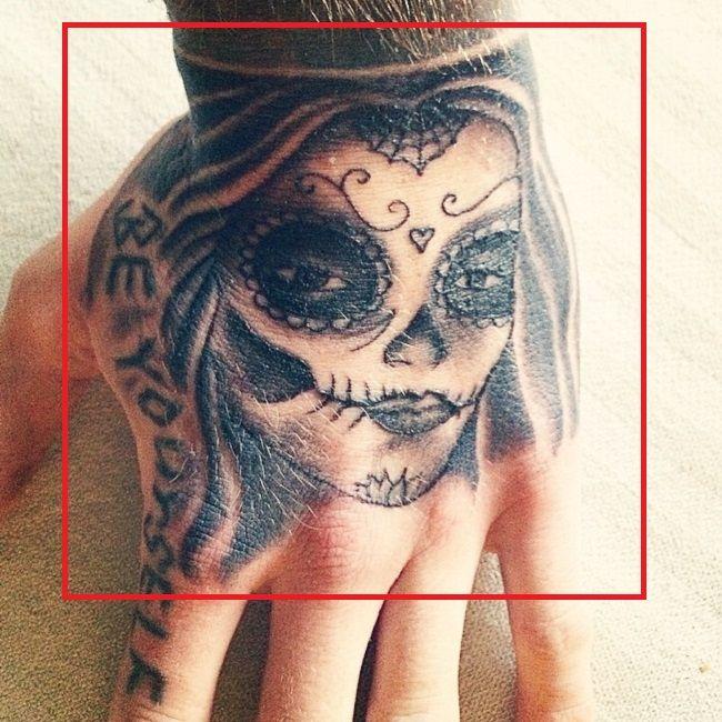 Mexican Girl-Robert- Sandberg-Tattoo