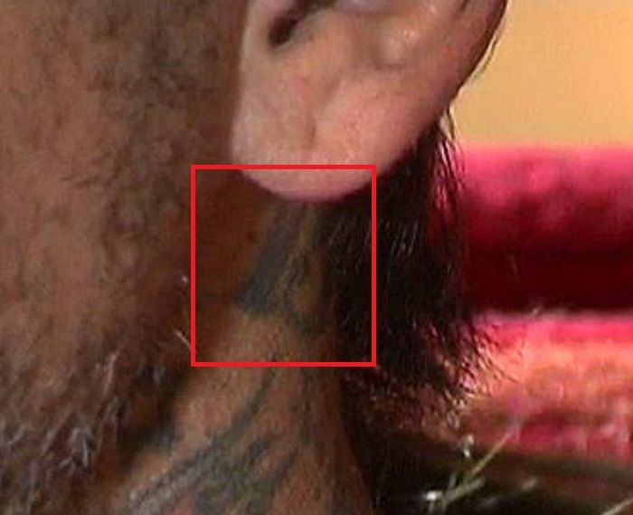 Oliver Peck-Number 13-Tattoo