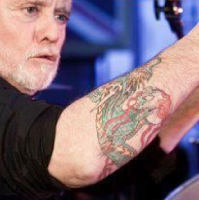 Roger arm design