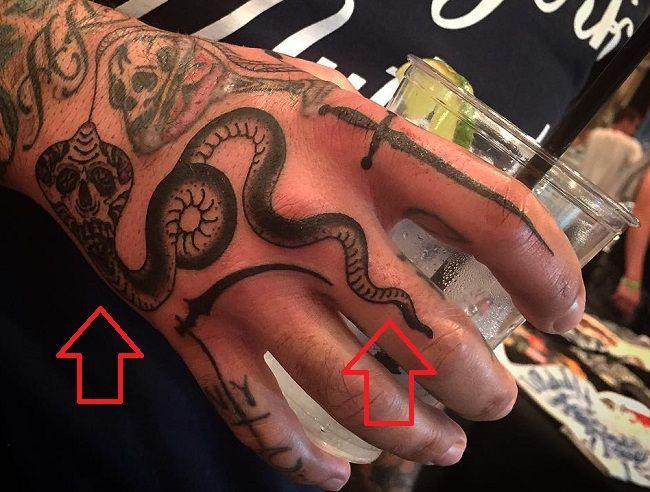 Serpent Tattoo-Chris Nunez