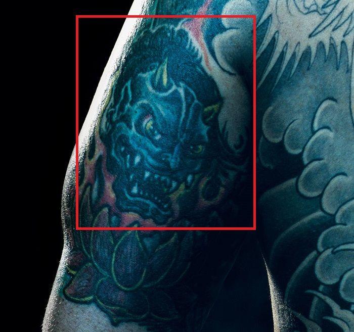 Tattoo left arm tattoo-chris nunez
