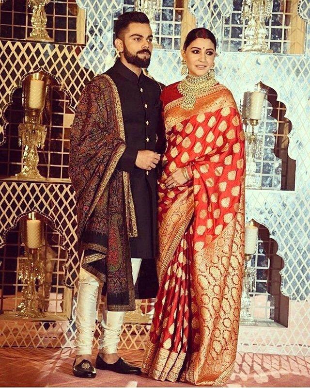 Sabyasachi Wedding Saree Design