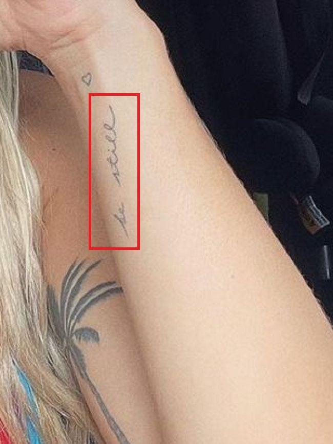 be still tattoo tammy hembrow