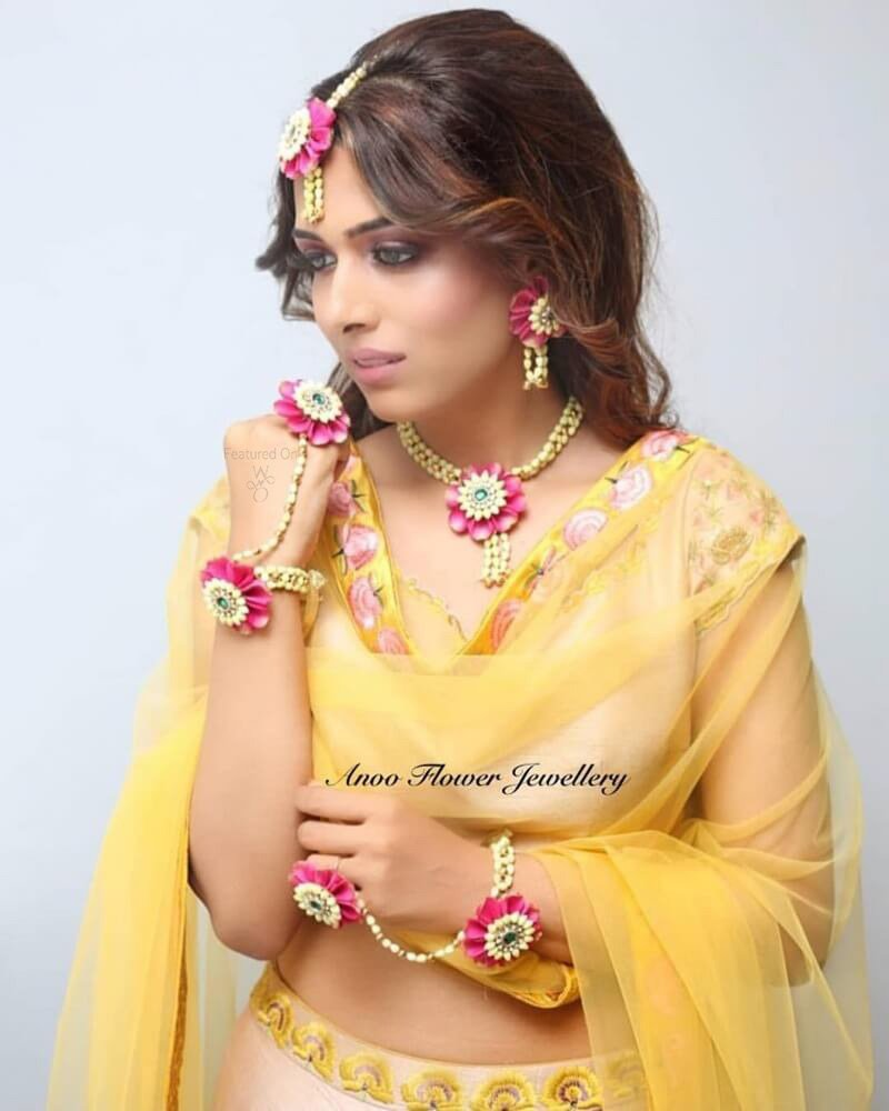 floral jewelry designs