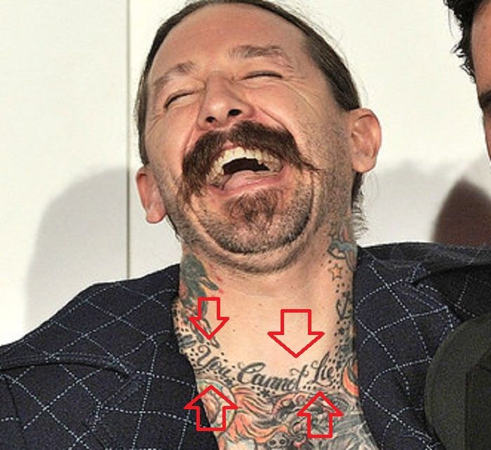 neck tattoo oliver pec